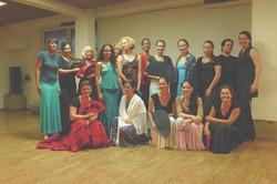 Flamenco Augsburg Workshop Montse Sevillanas 18_6_2011