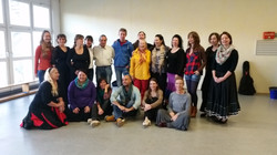 Flamenco Augsburg Workshop Maria del Mar Fernandez 15_11_15