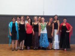Flamenco Augsburg Workshop Montse Alegrias 20_6_2012