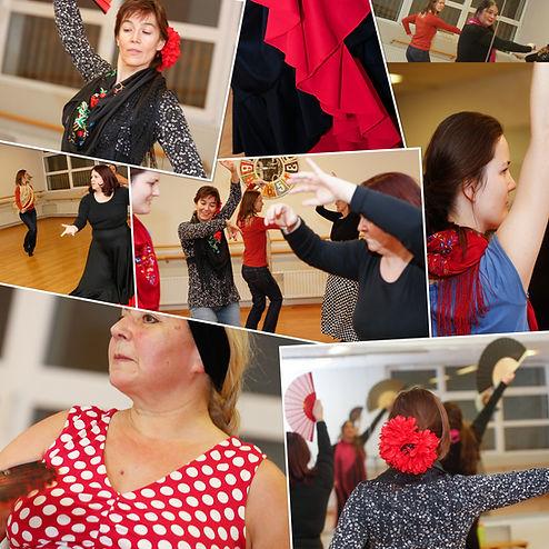Flamenco in Augsburg mit Lunares