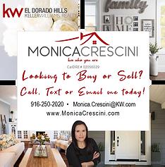 Ad for Lake Forest - Monica Crescini - K