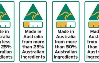Changes to Australian Food Packaging