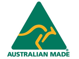 We are Australian Made!