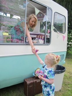 Vintage Ice Cream Van Essex