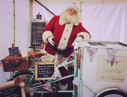 Vintage Ice Cream Bike Hire Essex