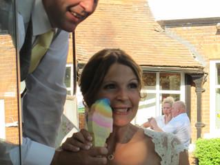 Becky & Gary's Festival Wedding 06/08/16
