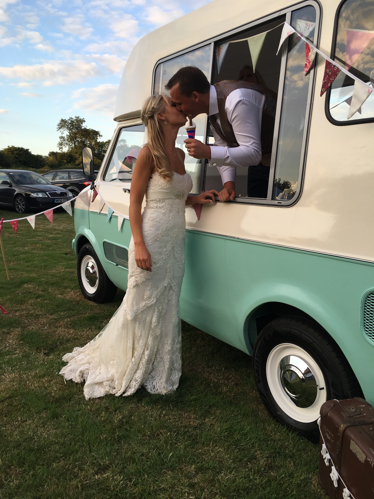 Vintage Ice Cream Van Hire Essex