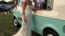 Brad & Charlotte's Rustic Wedding 30/07/16