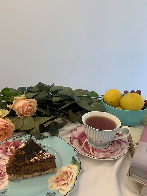The High Rose Tea Collection