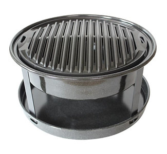 DIBADIBA・BB2(バーナー炭火兼用) (専用カバン/洗浄ブラシ付Set)