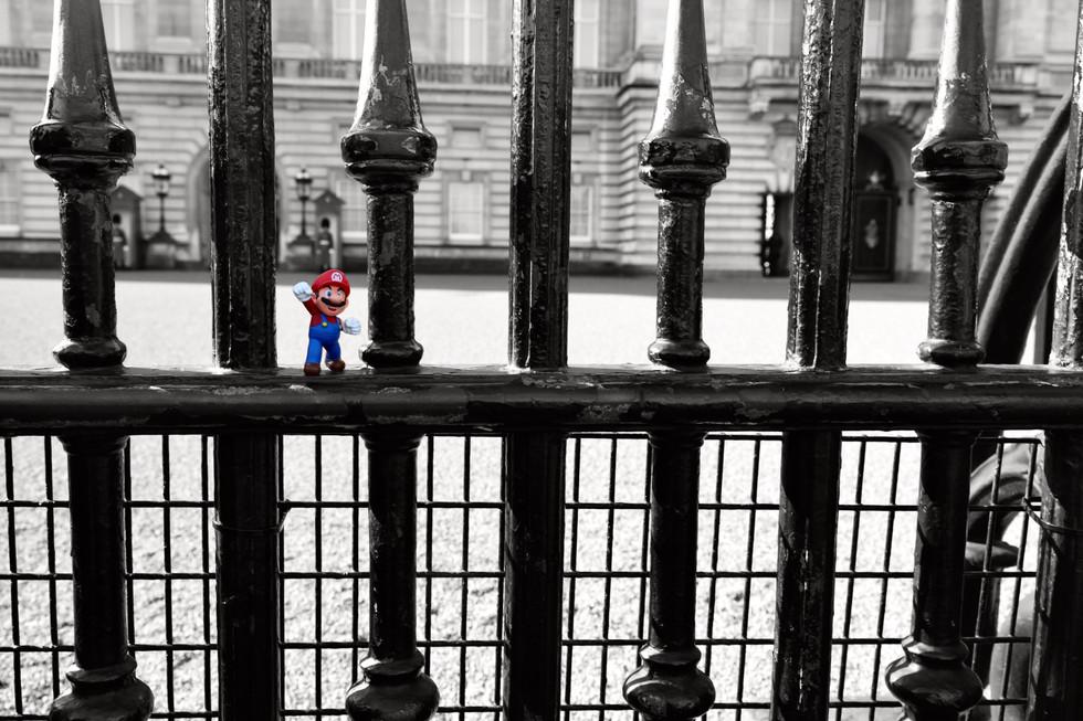 Mario in London