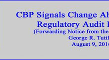 CBP Signals