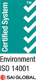 Environmental ISO 14001 SAI Global
