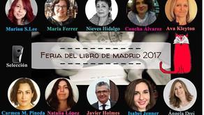 No faltes. FERIA DEL LIBRO MADRID 2017. Parque del Retiro