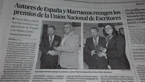 I premio María Eloisa García Lorca