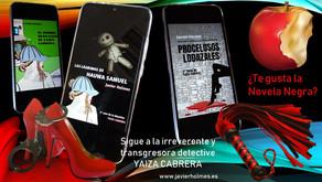 """¿Cómo es Yaiza Cabrera? Una detective """"de armas tomar"""""""