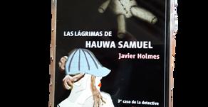 SALAMANDRA NEGRA RESEÑA LAS LÁGRIMAS DE HAUWA SAMUEL