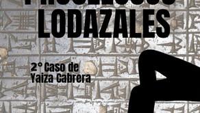 YA A LA VENTA: PROCELOSOS LODAZALES, la última novela de Javier Holmes