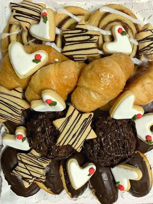 Surtido de pasteles