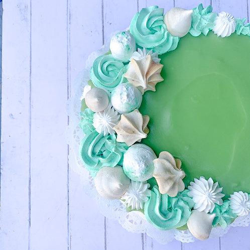 Torta hojarasca sin azúcar