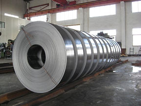 Hot Rolled Cold Rolled Steel Coils