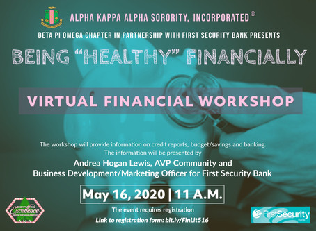 """Being """"Healthy"""" Financially"""
