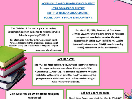 Education Resources for Central Arkansas