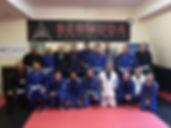 BMA team photo martial arts jiu jitsu leicester