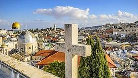 Jerusalem, Israel Old City cityscape.jpg