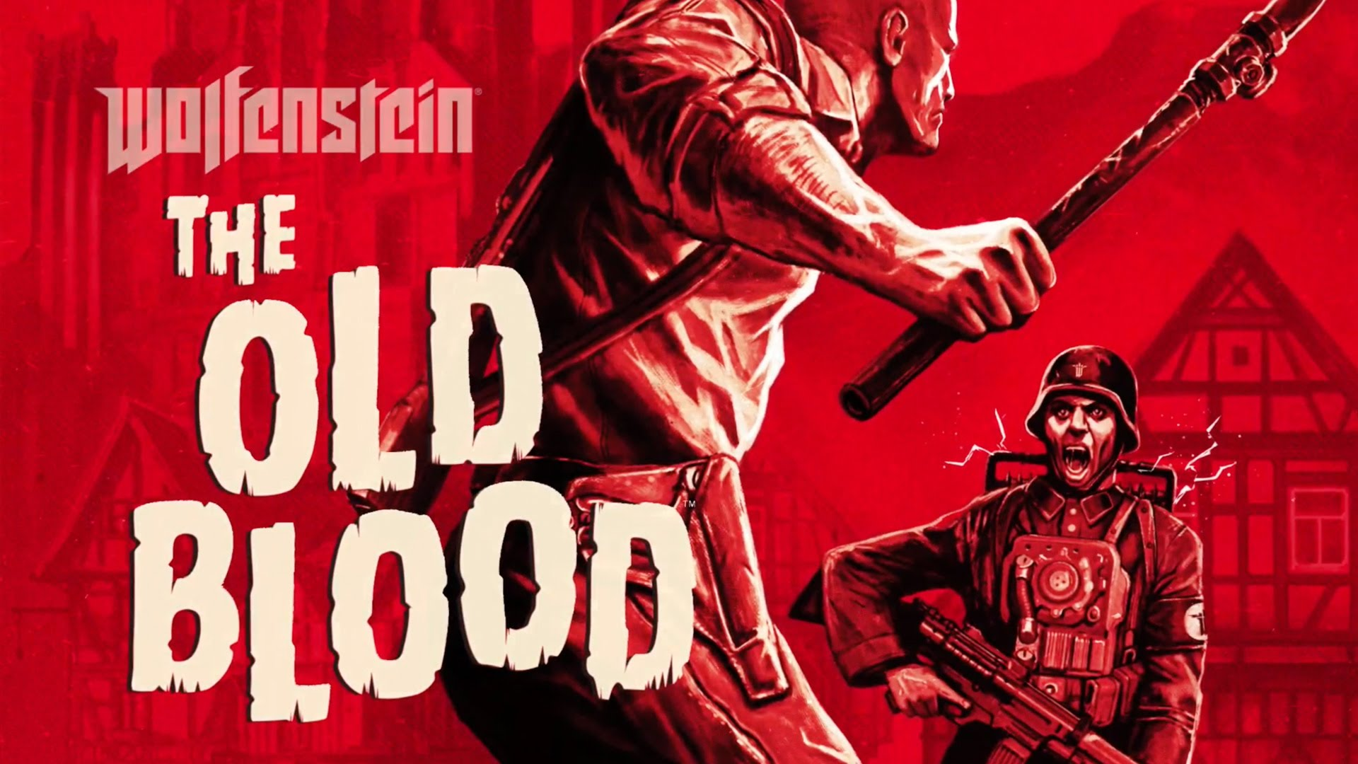 "Wolfenstein ""The Old Blood"""