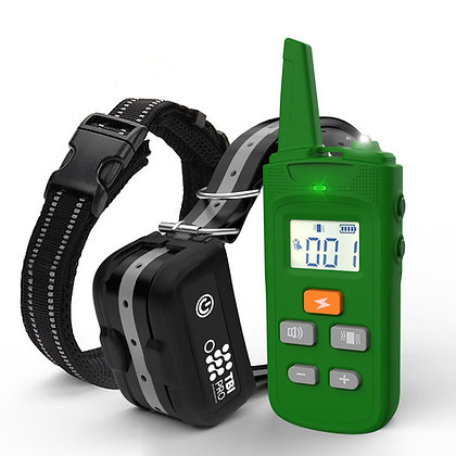 Dog Shock Training Collar with Remote and Long Range 2000 ft