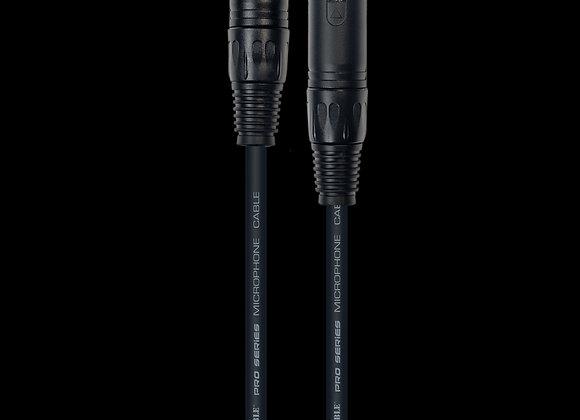 Cable Microphone xlr-xlr 5m