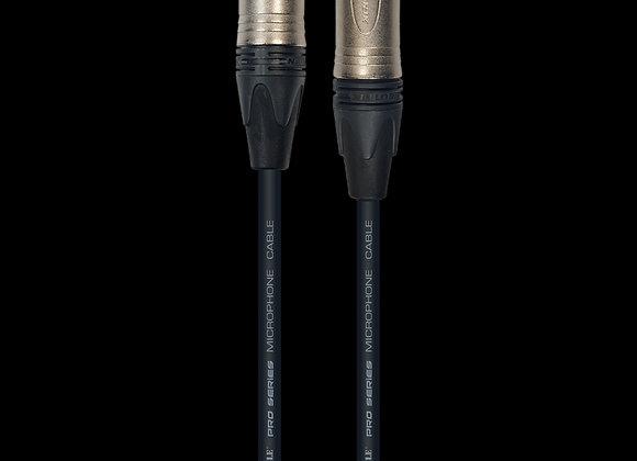 Cable Microphone pro xlr-xlr 10m
