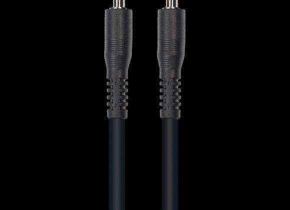 Cable Audio jack stéréo 3,5 mm-jack stéréo 3,5 mm, 1m