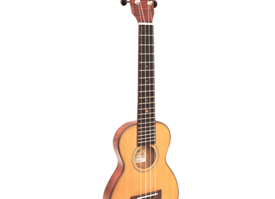 Leho Thin Cedar Soprano Long neck
