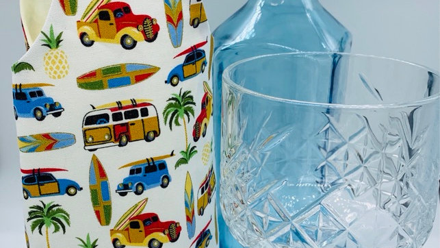 Reusable Bottle Bag