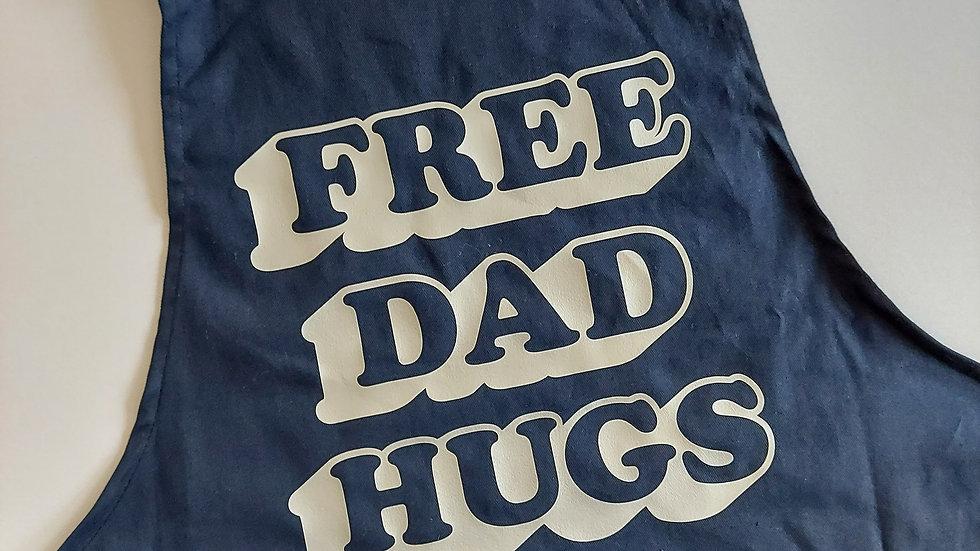 Dad Hugs Apron
