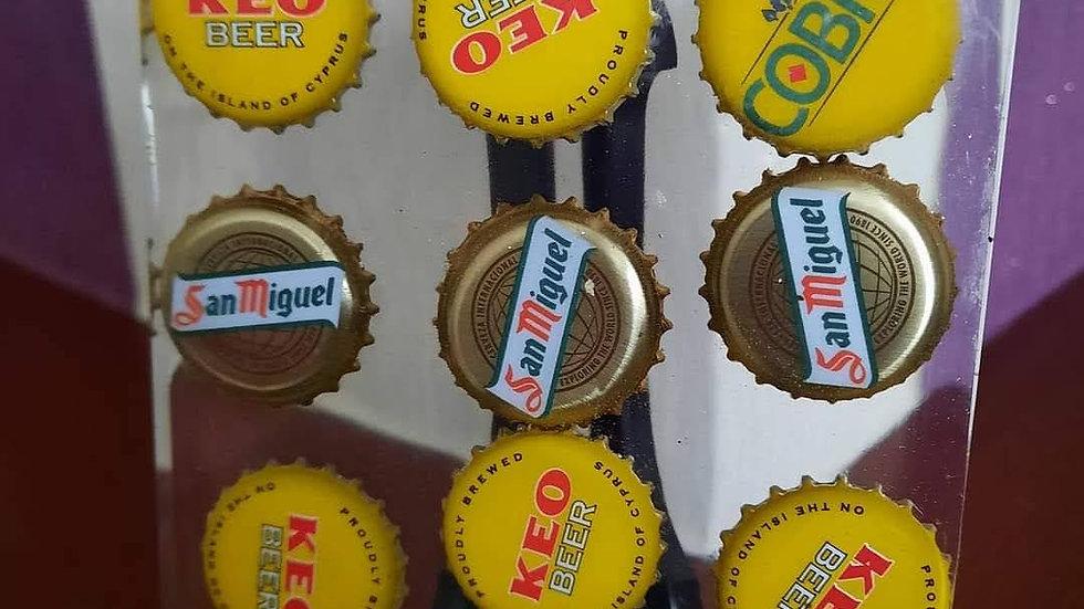Beer Bottle Coaster