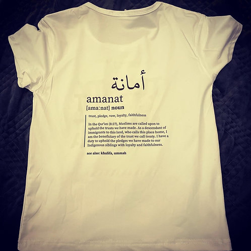 Shirt - Treaty is an Amanat