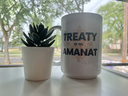 Treaty is an Amanat Collection