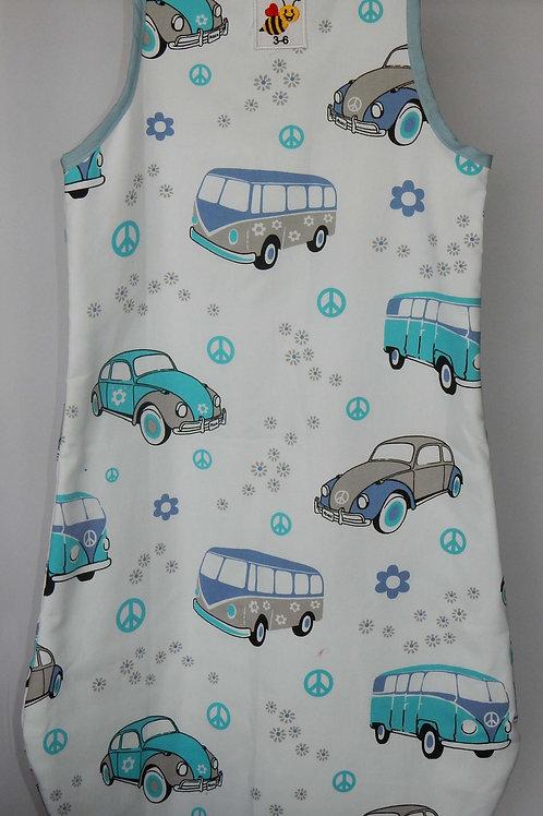 VW Sleepingbag 3-6 Months