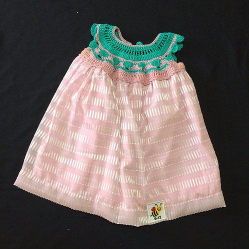 Summer Dresses - Pink (6-12m)