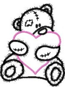 Tatty Teddy - Heart1