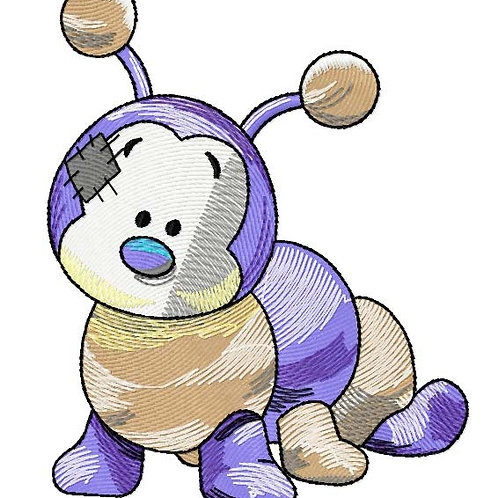 Tatty Teddy - Ramble