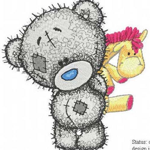 Tatty Teddy- Horse