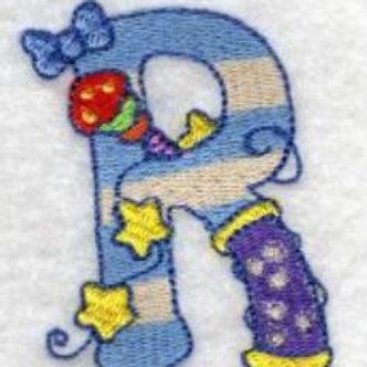Baby Alphabet R