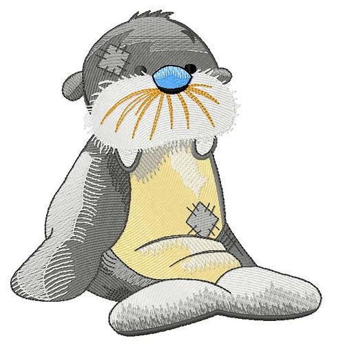 Tatty Teddy - Seal