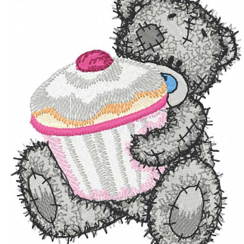 Tatty Teddy- Cupcake