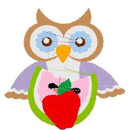 Owl Apple