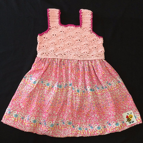 Summer Dresses - Pink (18-24m)